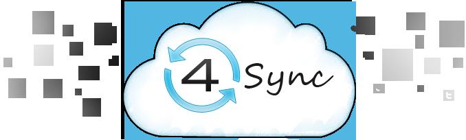 Облачное хранилище 4Sync - мое облачное хранилище! (с) Сергей Доля